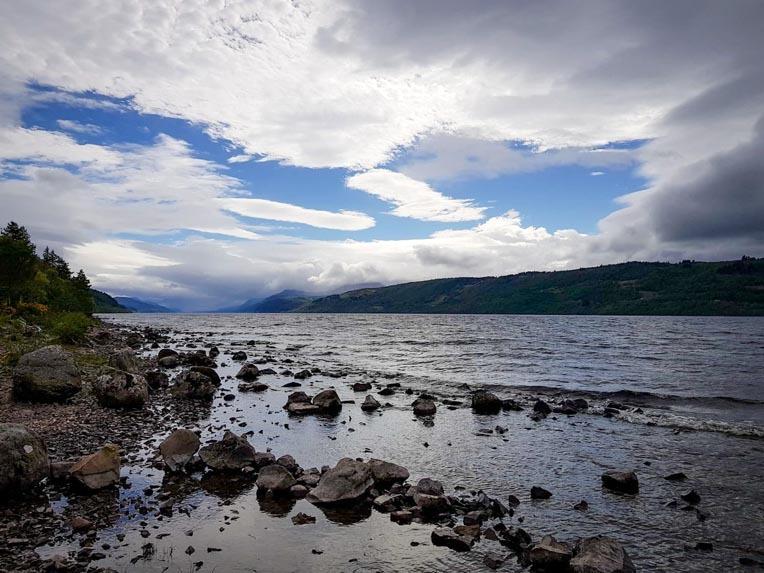 2018年蘇格蘭旅遊尼斯湖