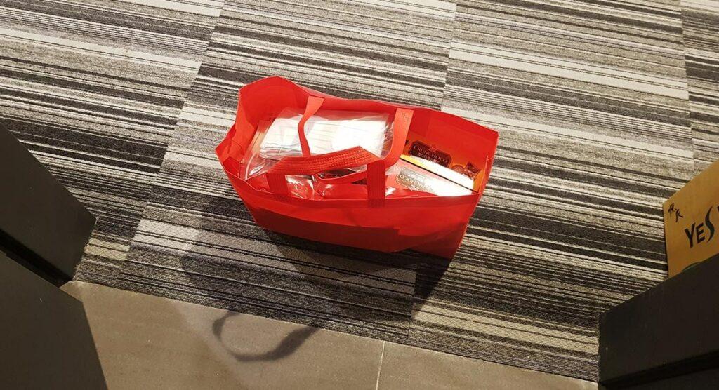 台北市防疫包來自義美的歡樂包