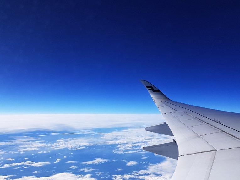 飛往夢想芬蘭的班機